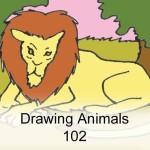 Drawing Animals 102