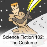 Science Fiction Drawing 102: The Costume