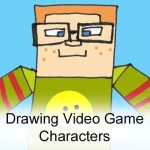 Drawing Video Game Characters
